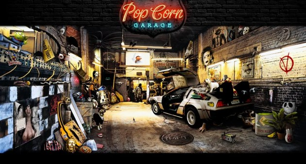 Rendez-vous au www.popcorngarage.com pour jouer!