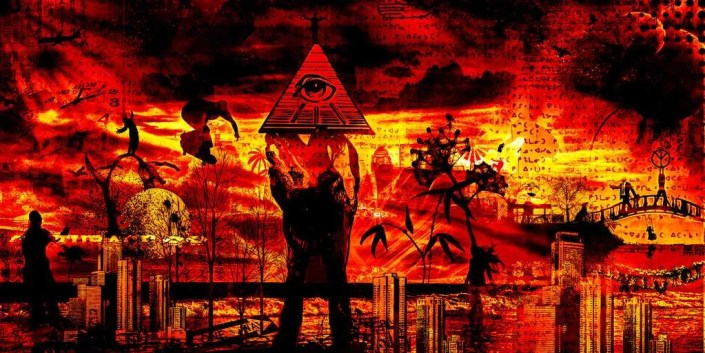 Obvi Illuminati: Hillary Clinton