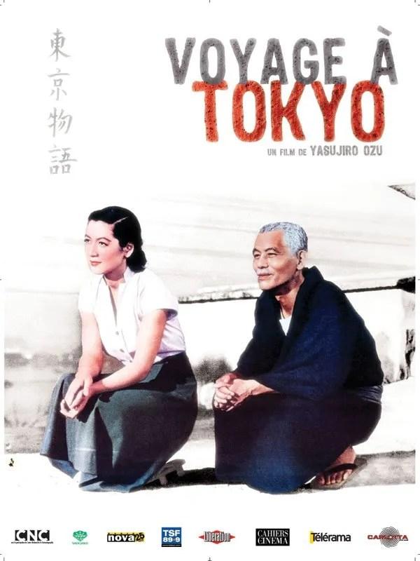 Voyage à Tokyo Ozu