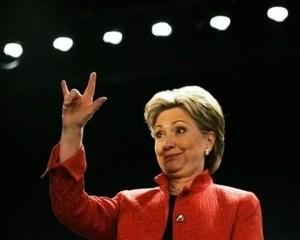 Hillary Clinton Illuminati
