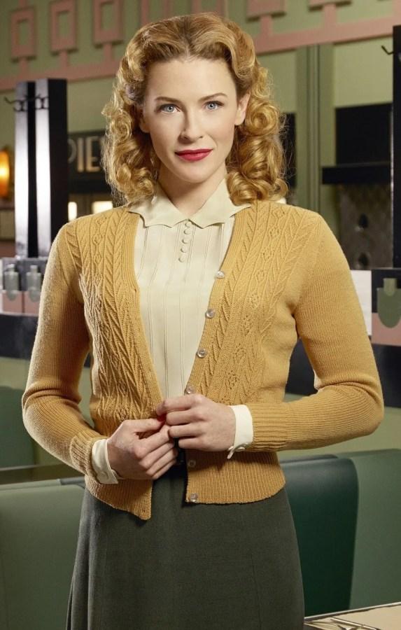 Marvel's Agent Carter Dottie Underwood (Bridget Regan)