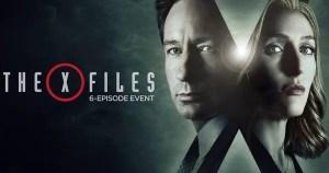 Cotes d'écoute : The X-Files