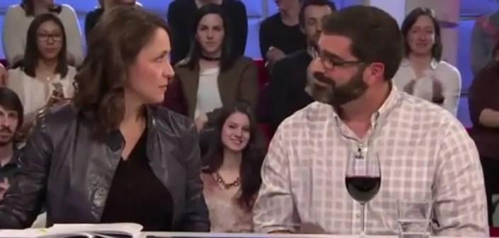 Nathalie Provost vs Guy Morin