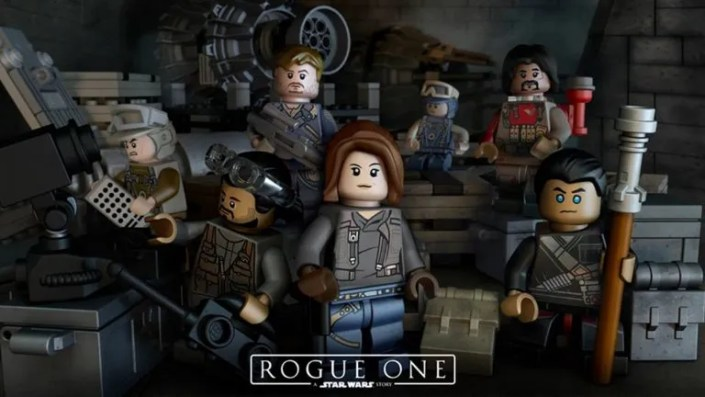 Rogue One: A Star Wars Story  Lego