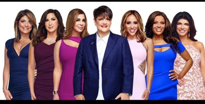 Le nouveau casting de la prochaine saison de The Real Housewives of New Jersey