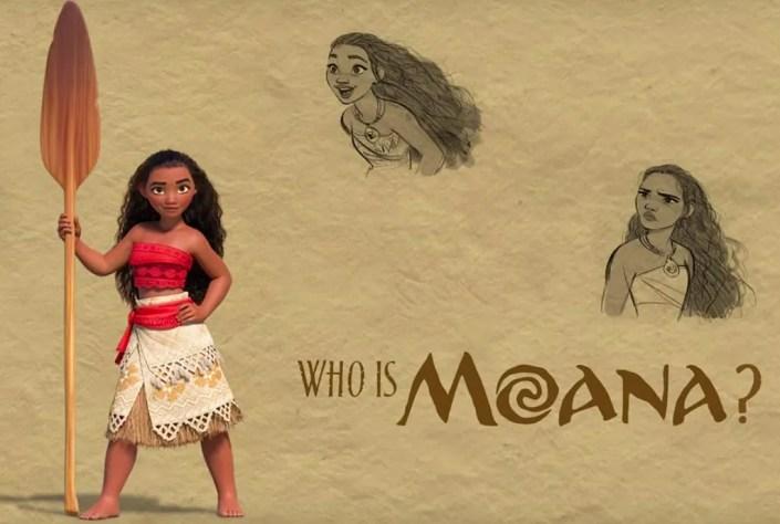 Moana, la princesse du bout du monde