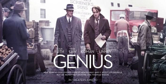 Genius avec Colin Firth, Jude Law, Nicole Kidman et Laura Linney