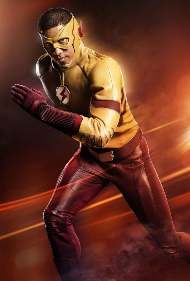 Keiynan Lonsdale est Kid Flash