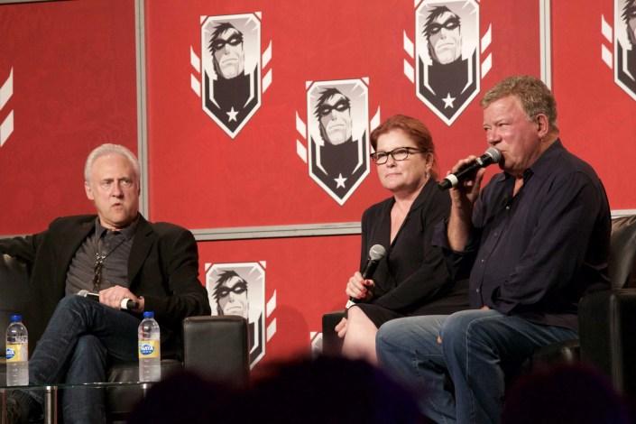 William Shatner au Comiccon de Montréal