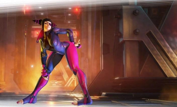 Street Fighter V Juri