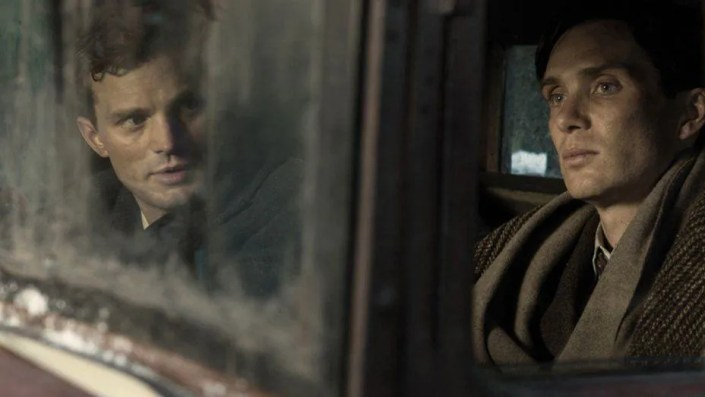 Réalisé par Sean Ellis, le film met en vedette  Cillian Murphy etJamie Dornan.
