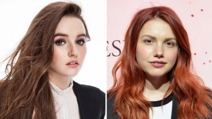 Kaitlyn Dever; Hannah Murray
