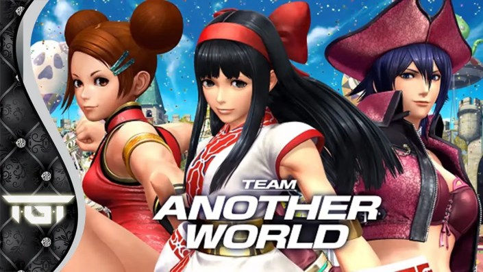 The King of Fighters XIV - Team Another World