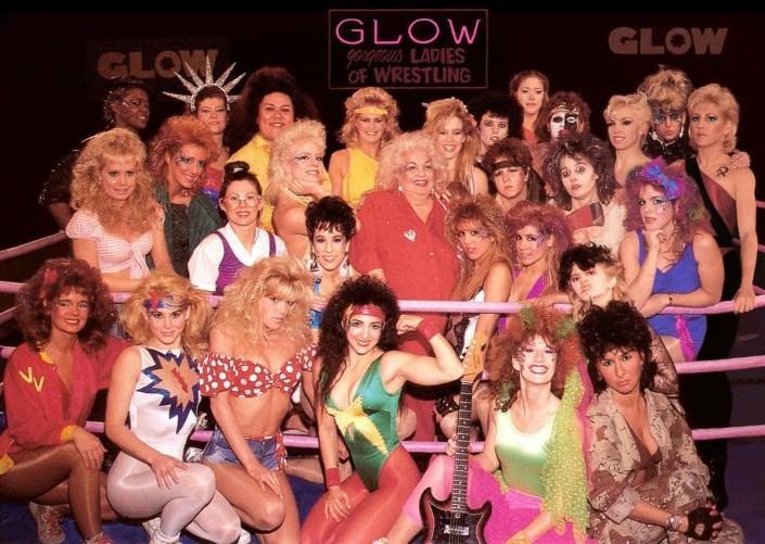 GLOW - The Gorgeous Ladies of Wrestling