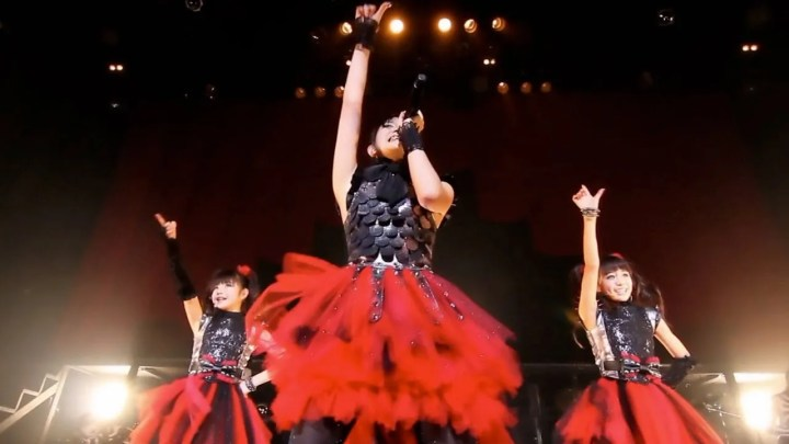BABYMETAL - Over the Future (Rising Force Version