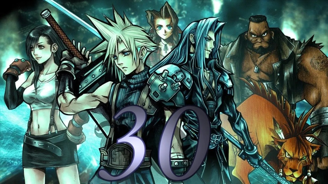 Final Fantasy - 30 ans