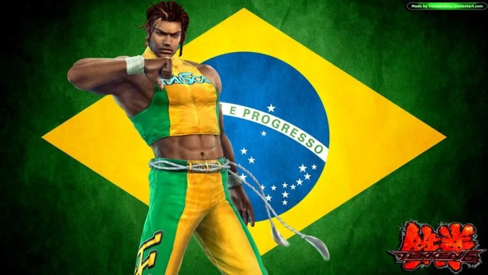 Tekken 7: le Brésilien Eddy Gordo est de retour