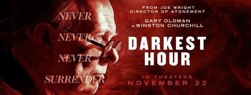 Les Heures sombres (Darkest Hour)