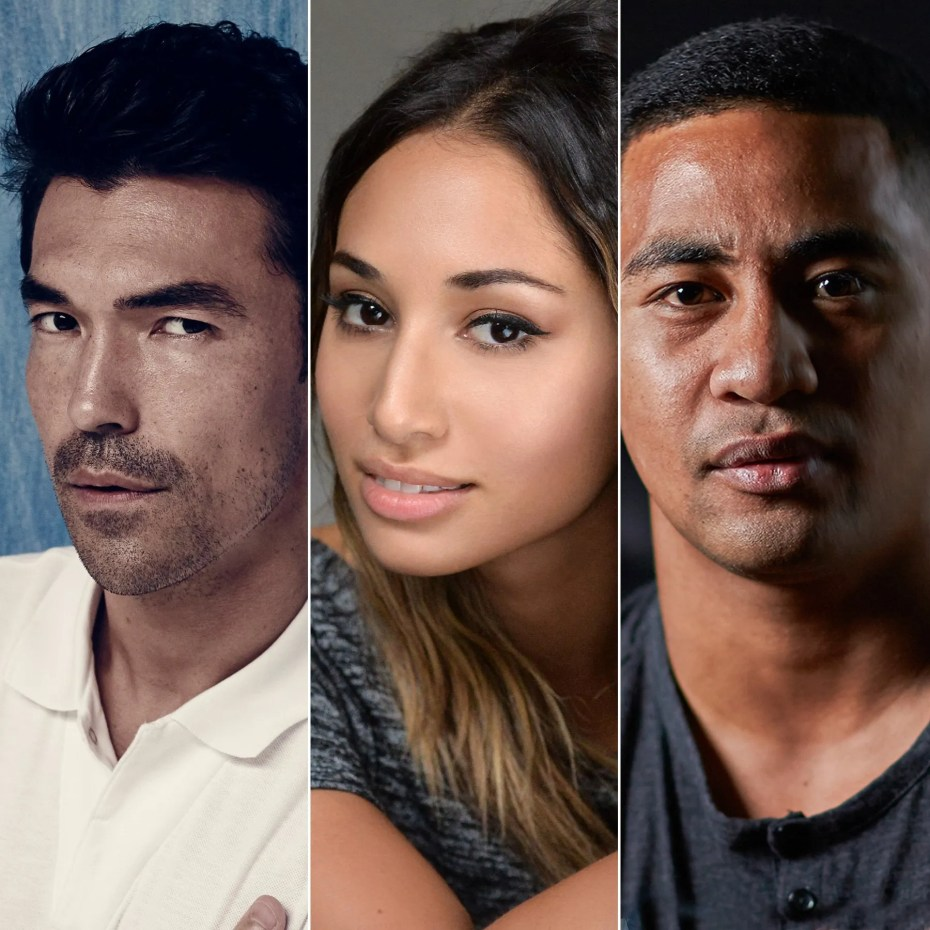 Ian Anthony Dale, Meaghan Rath et Beulah Koale