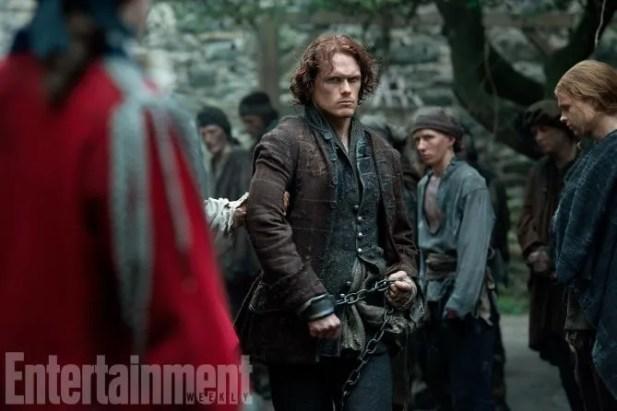 Outlander Pictured: