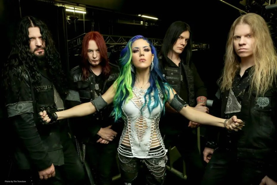ARCH ENEMY The Eagle Flies Alone