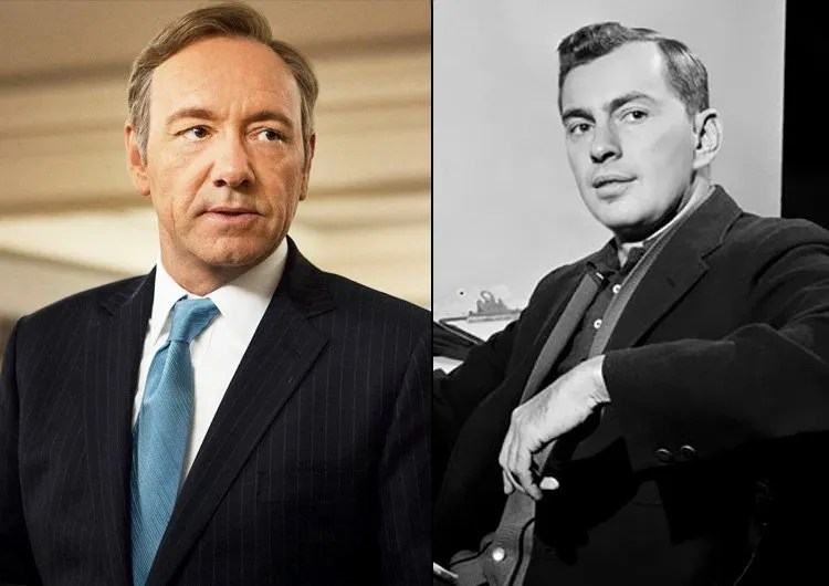 Kevin Spacey to portray Gore Vidal