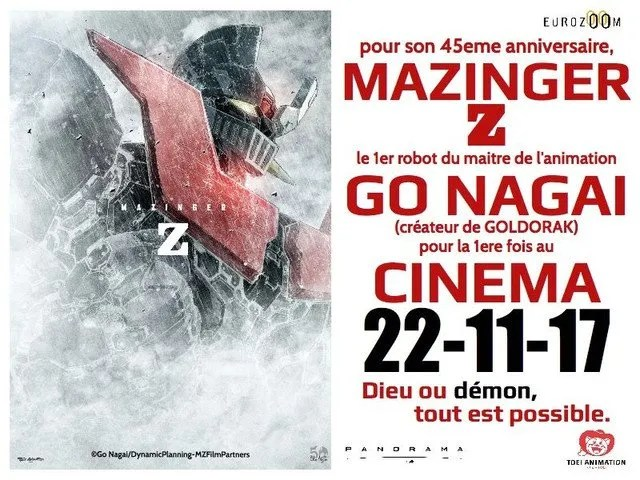 Mazinger-Z INFINITY