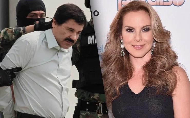 The Day I Met El Chapo The Kate del Castillo Story
