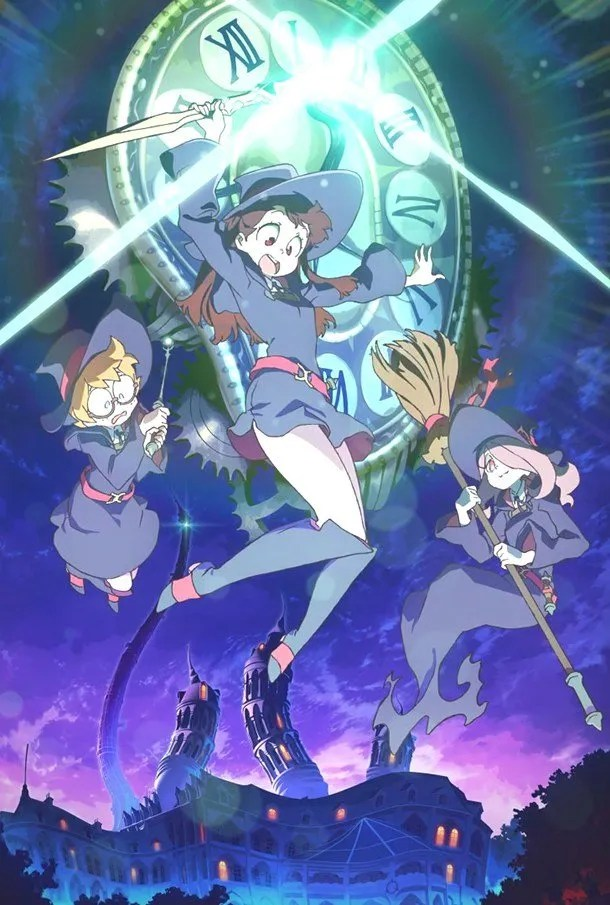 Little Witch Academia: Chamber in Time