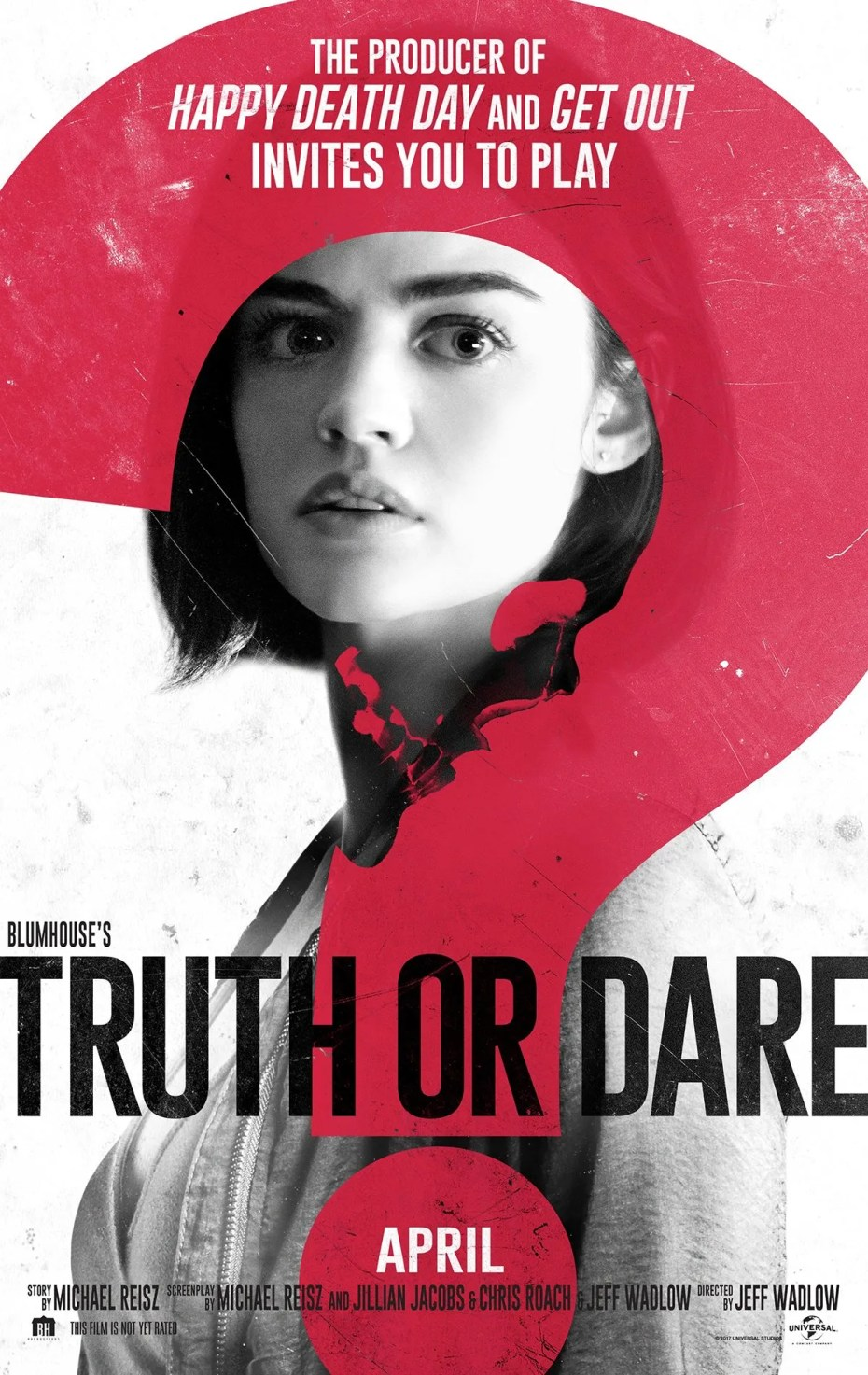 Blumhouse Truth or Dare poster