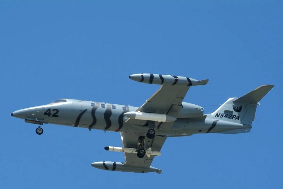 Phoenix Air Learjet 36
