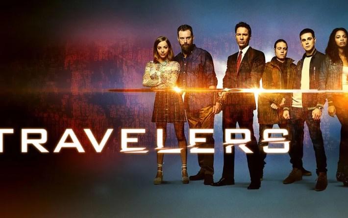 Travelers: une saison 3 sur Netflix pour Les voyageurs du temps