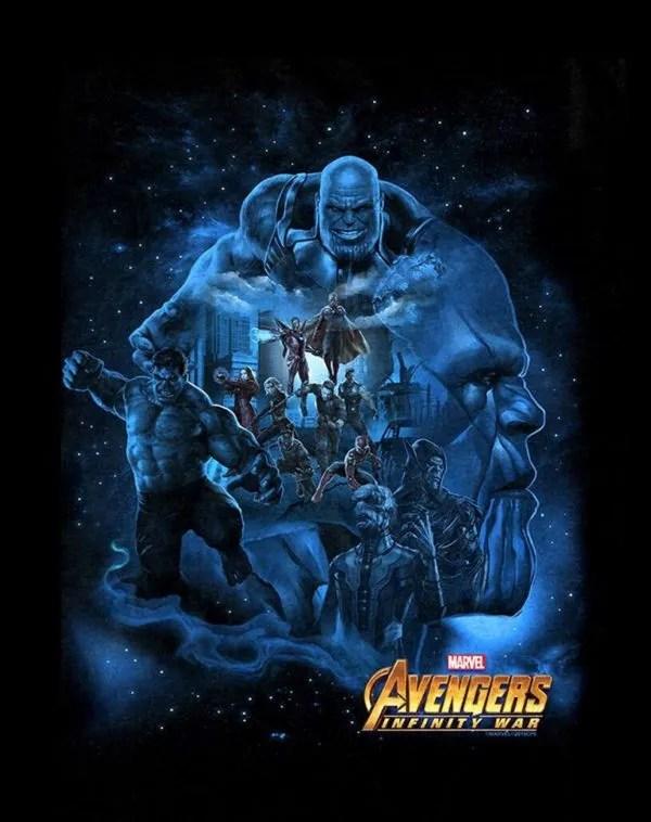 Avengers : La guerre de l'Infini
