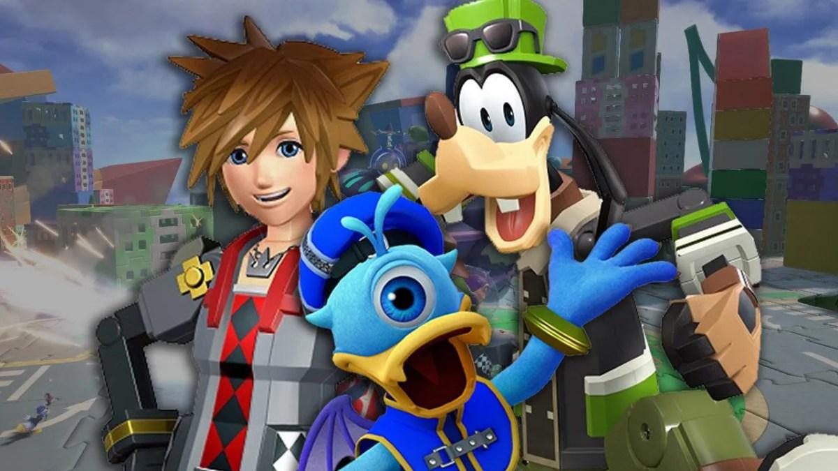 Kingdom Hearts III: Square Enix a dévoilé une nouvelle bande-annonce