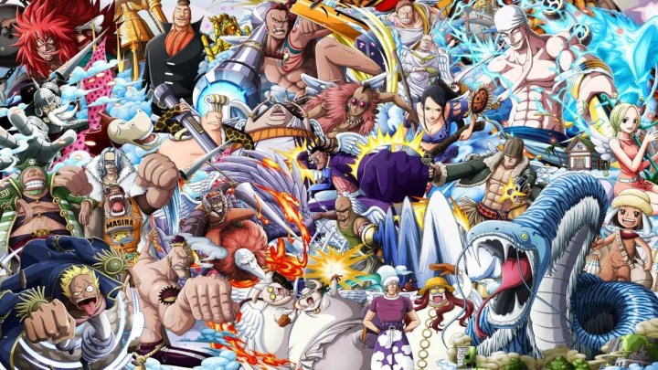 One Piece Episode of Skypiea