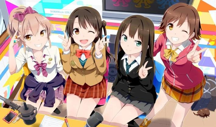 The Idolmaster Cinderella Girls
