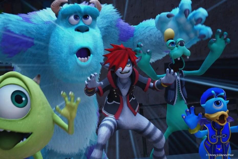 E3 2018  Kingdom Hearts III