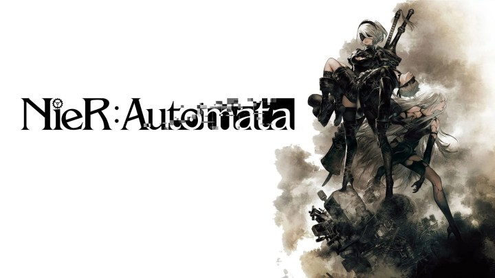 Nier: Automata BECOME AS GODS