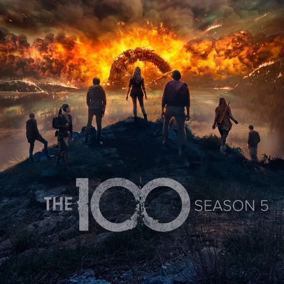 Les 100 saison 5