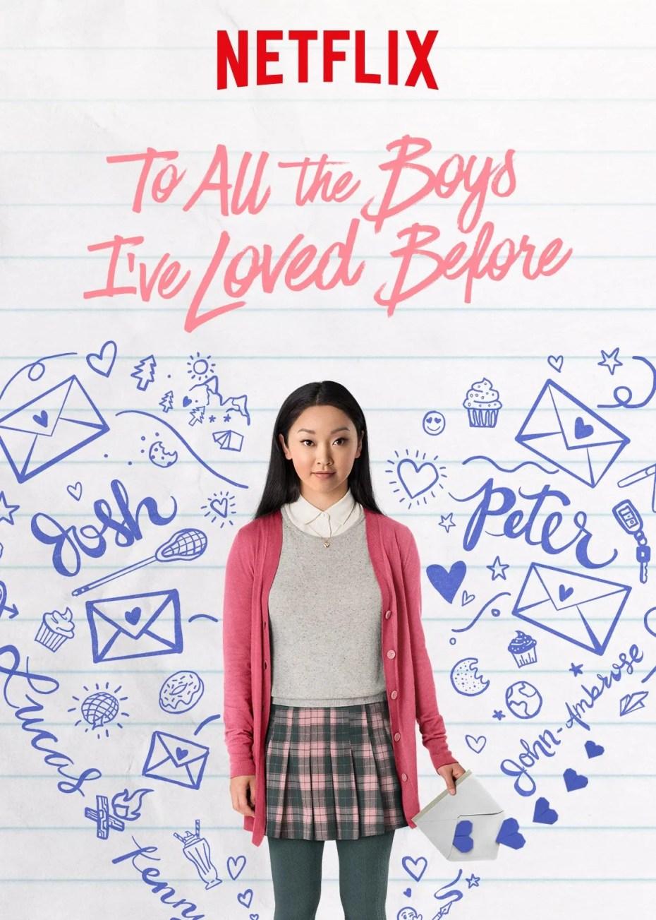 À tous les garçons que j'ai aimés