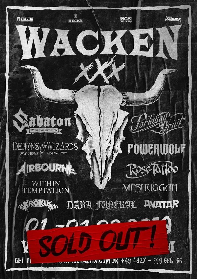 Wacken XXX