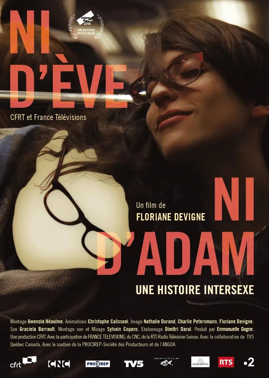 Ni d'Ève ni d'Adam. Une histoire intersexe