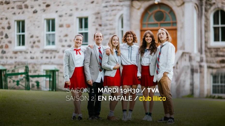L'Académie saison 2