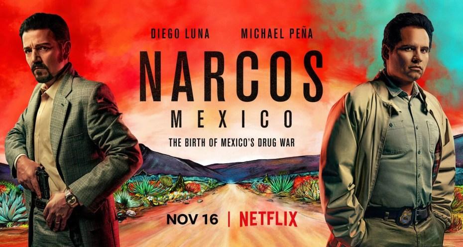 Narcos : le Mexique