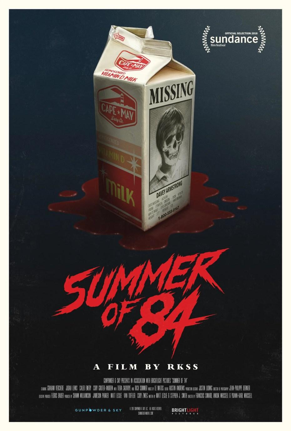 Summer of 84 SHUDDER