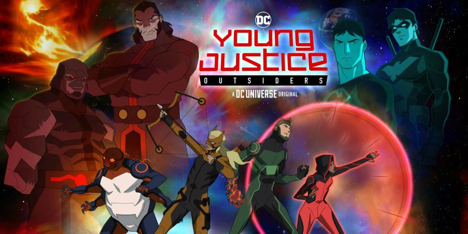 Young Justice: Outsiders DC Universe