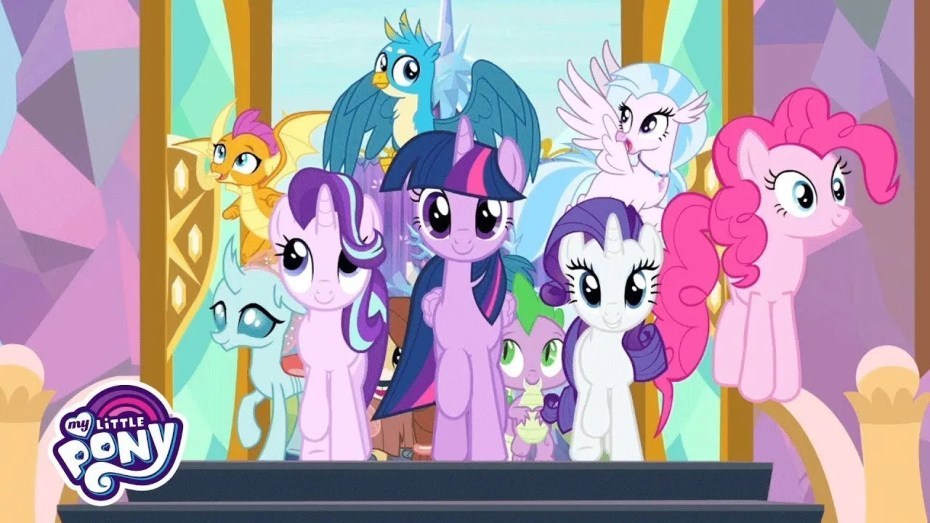 My Little Pony : Les amies, c'est magique saison 8