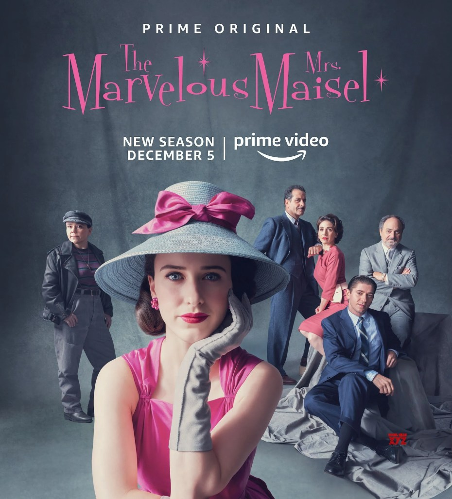 La fabuleuse Mme Maisel saison 2