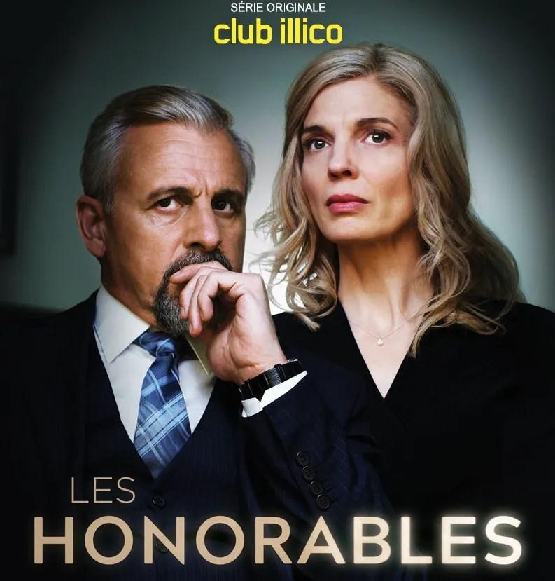 Les Honorables: Club Illico dévoile la bande-annonce