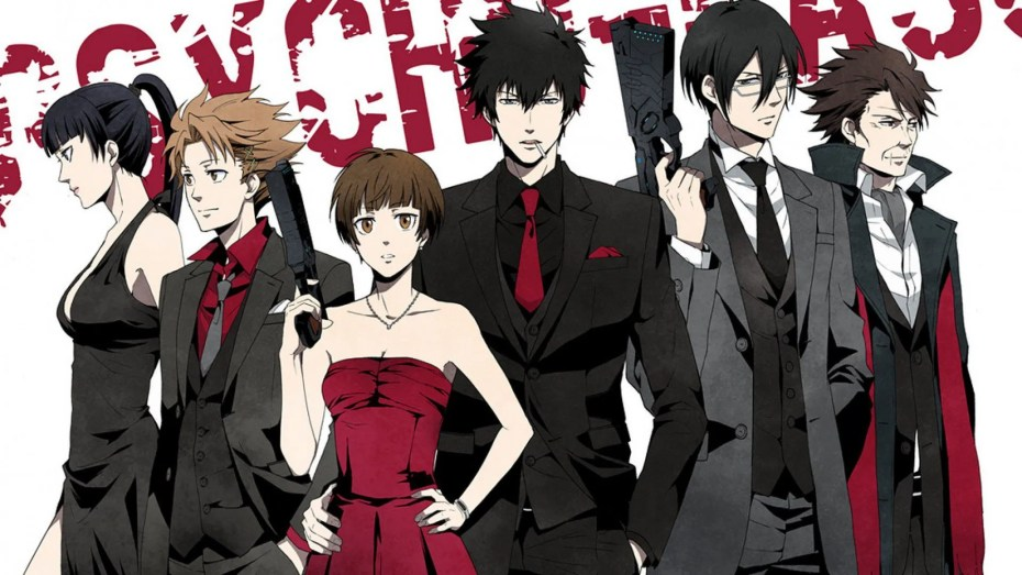 Psycho-Pass Sinners of the System